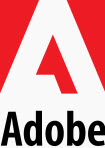 Adobe Logo and Link